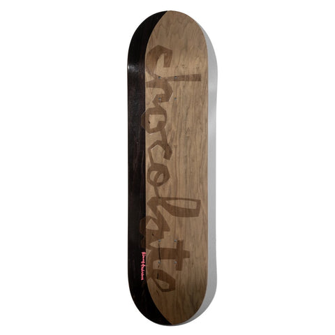 Chocolate Skateboards Anderson Original Chunk Deck 8.125