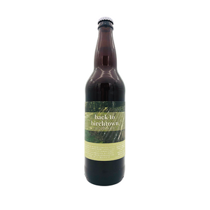 Back to Birchtown Old Stock Ale