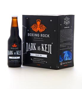 Dark As Keji Black IPA