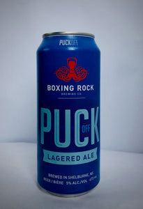 Boxing Rock Beer Delivered to Your Door! Single Seasonal Cans - 473 mL
