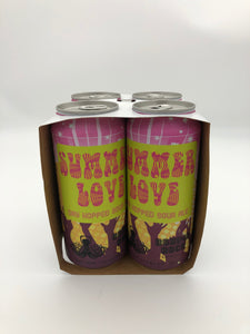Boxing Rock Beer Delivered to Your Door! Seasonal 4-pack Cans - 4 x 473 mL