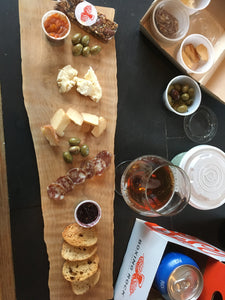 Beer & Charcuterie Board Experience in the Comfort of your Home!
