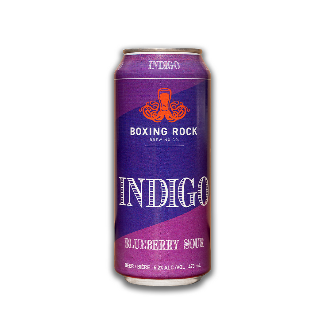 Indigo Blueberry Sour Ale
