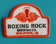 Boxing Rock Patches