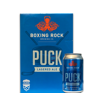 PUCK OFF Lagered Ale - 6-Pack