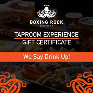 Taproom Beer School Experience For Two - Gift Certificate