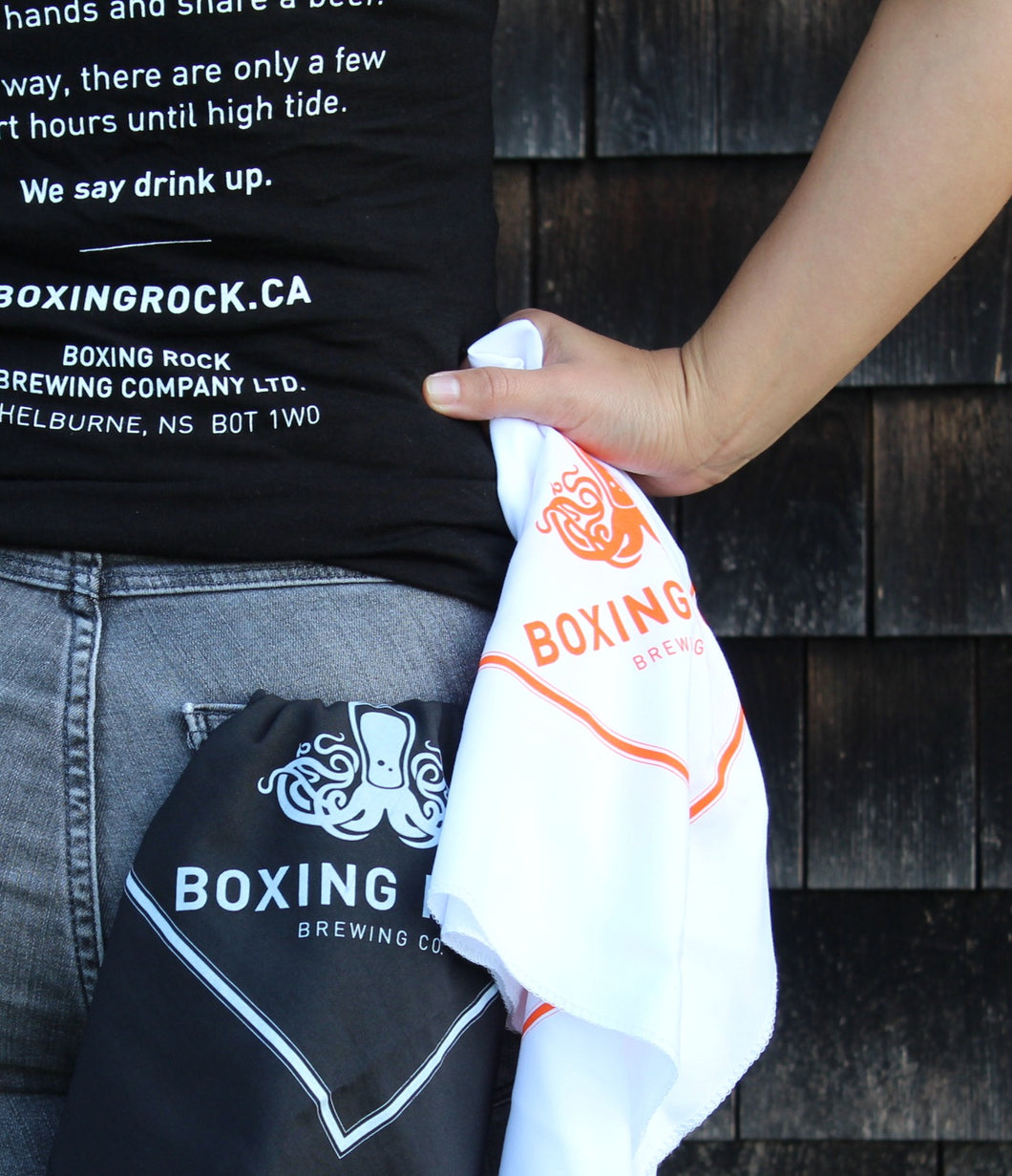 Boxing Rock Bandanas