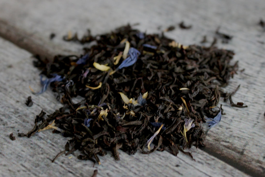 Earl Grey Blends