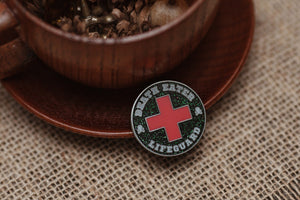 Death Eater Lifeguard Enamel Pin