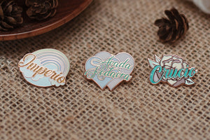 Sweet Unforgivable Curses Pins - Crucio