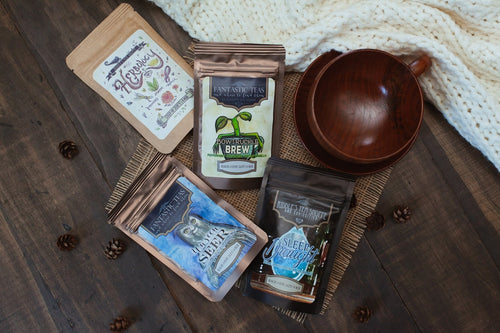 Decaf Teas Sampler Set