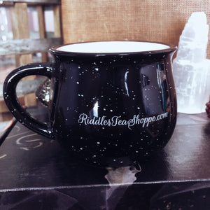 Witches Brew Tea Magical Cauldron Mug