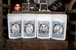 Decaf House Teas Sampler Set