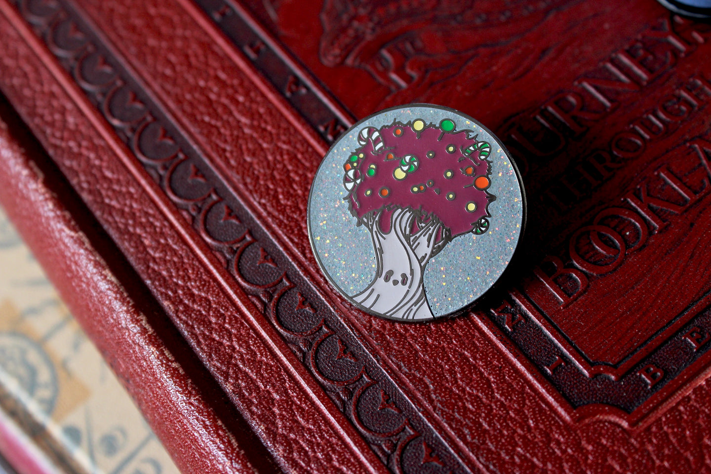 Candyland Weirwood Enamel Pin