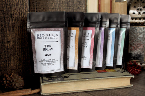 Reader Recovery Teas Sampler Set of 6 *PREORDER*
