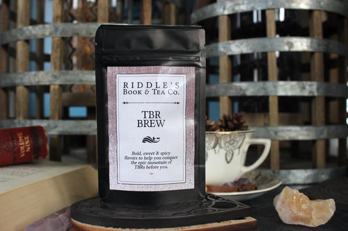 TBR Brew Tea Sample