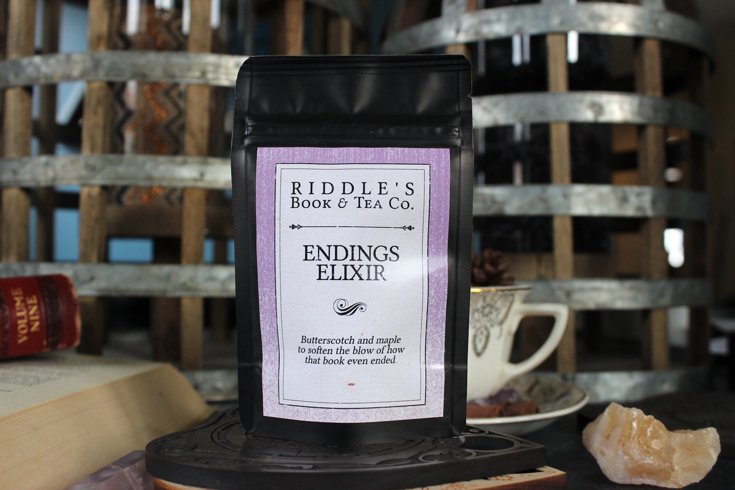 Endings Elixir Tea Sample