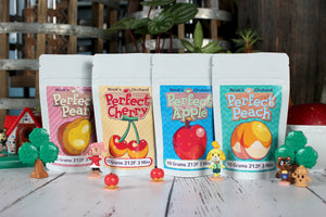 Animal Crossing Perfect Fruit Teas Sampler Set