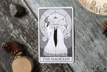 Load image into Gallery viewer, Voldemort Tarot Card Print