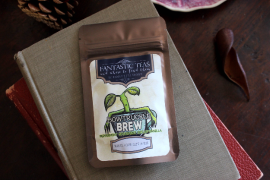 Bowtruckle Tea Sample