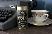 Load image into Gallery viewer, Gringott's Gold Deluxe Tea Tin