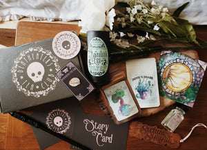 Death Eaters Tea Club - Spring 2018