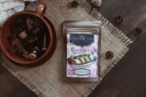 Queenie's Strudel Tea Sample