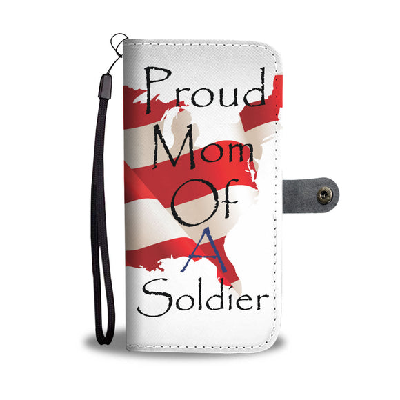 Proud Mom Of A Soldier