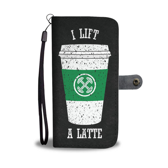 I Lift Latte - Coffee lover