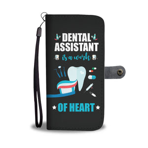 Dental Assistan Is A Work Of Heart