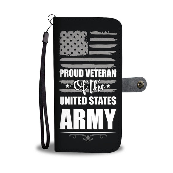 Proud Veteran Of The United States Army