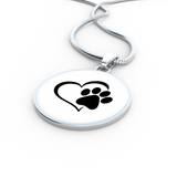 My Kids Have Paws - Necklace