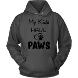 My Kids Have Paws - 12 colors