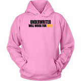 Will work for Beer - 11 colors