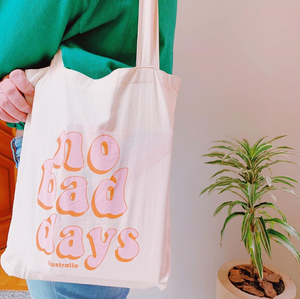 Ecobag No Bad Days