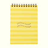 Caderno Yellow Notes