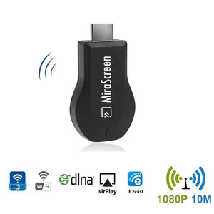 MX MiraScreen DLNA Airplay Streaming Cast WiFi Display Dongle
