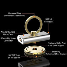 U-Ring: 128GB World's First Magnetic Flash Drive for iPhone