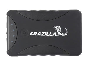 Krazilla KZP1004 7800 mAh R800 Mobile Power Bank, LED Flash Light