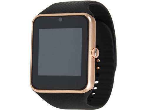 Krazilla Bluetooth Smart Watch for Android Phones KZW08 gold
