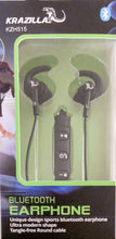 Krazilla KZH515 Bluetooth Earphone for iphone and android