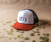 Toddler/Child/Youth 4th of July Trucker Hat