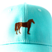 Horse Trucker Hat, youth/kids/toddler fit