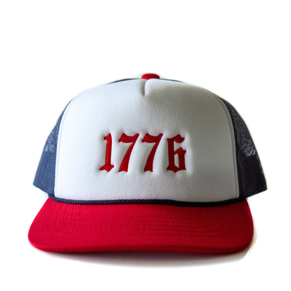 Kids 4th of July  Trucker Hat