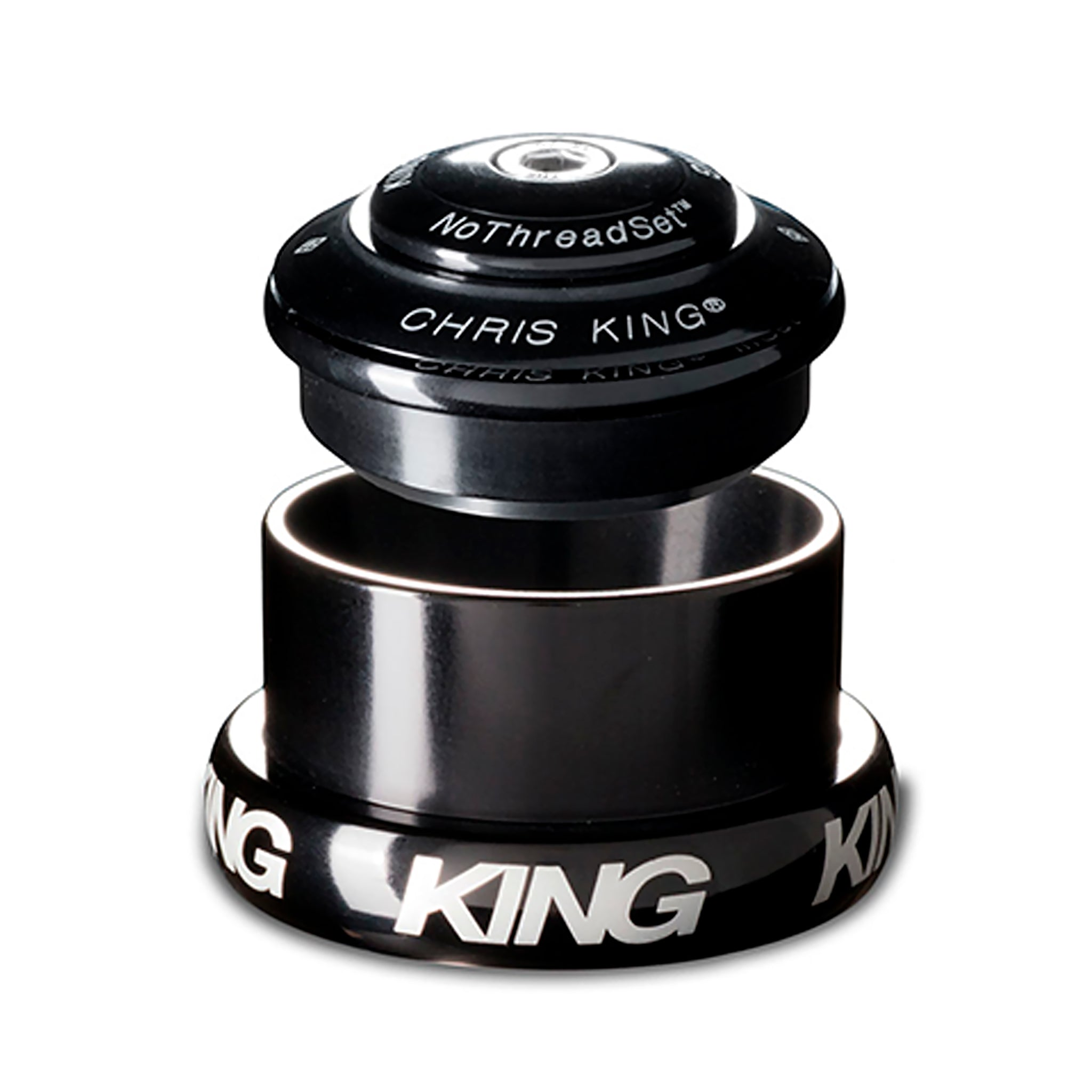 Chris King Inset 3 Headset Green Zs44 Ec49 Tapered
