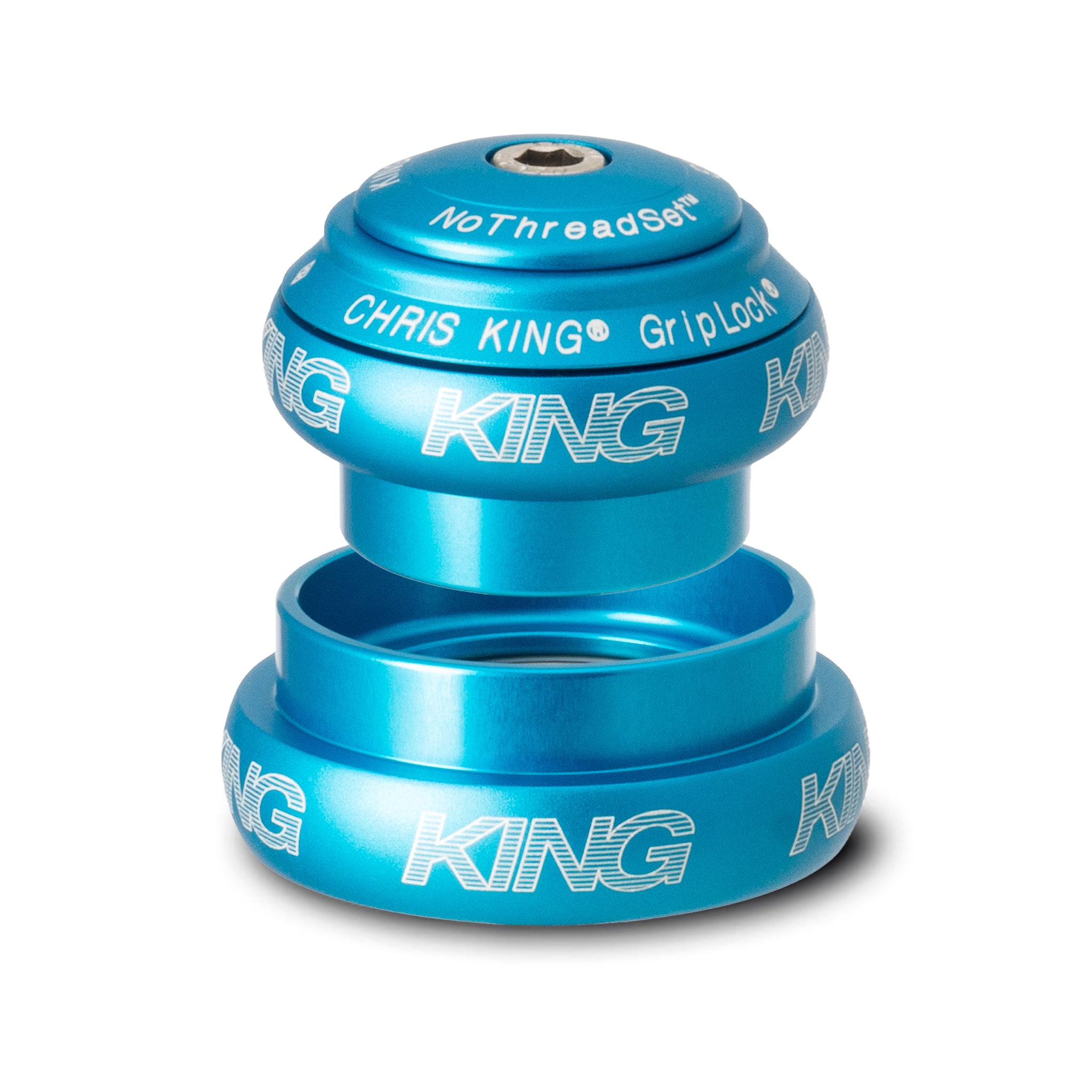 Chris King Inset 3 Headset Zs44 Ec49 Tapered Gold Green