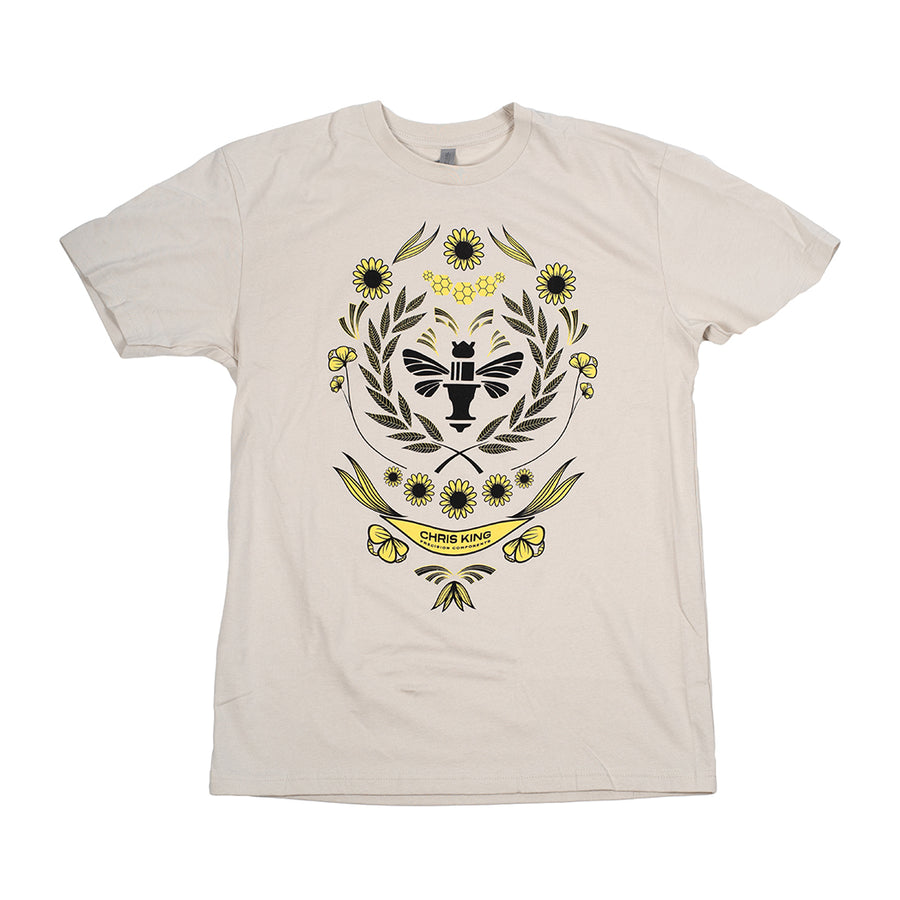 King Bee Sunflower T-Shirt