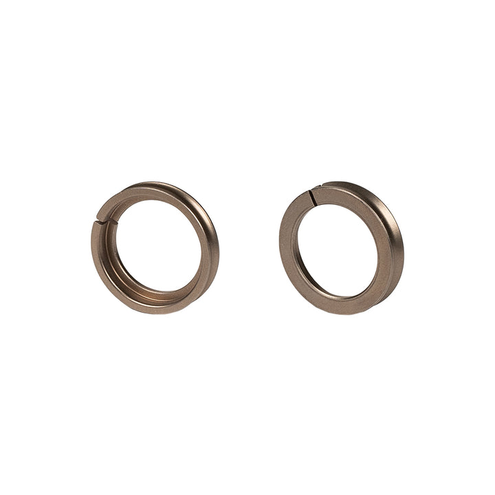 ISO SD/B Axle End Cap - Steel