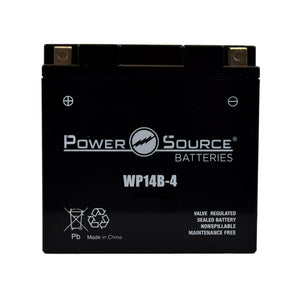 WP14B-4 AGM Battery