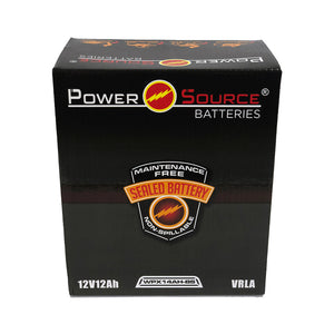 WPX14AH-BS AGM Battery